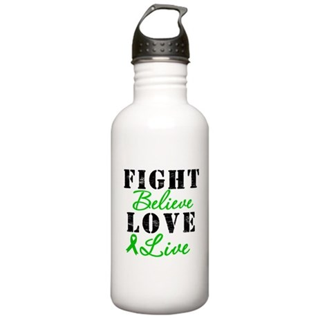 SCT Warrior Fight Stainless Water Bottle 1.0L