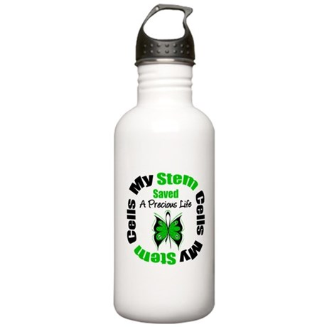 Stem Cells Saved Life Stainless Water Bottle 1.0L