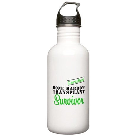 Certified BMT Survivor Stainless Water Bottle 1.0L