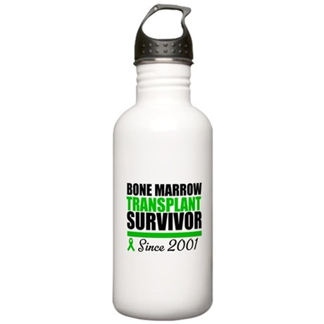 BMT Survivor Since '01 Stainless Water Bottle 1.0L
