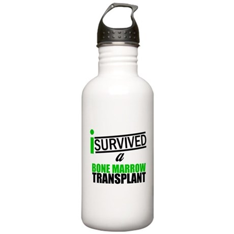 I Survived a BMT Stainless Water Bottle 1.0L