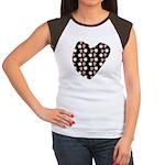 Love Fireworks Women's Cap Sleeve T-Shirt