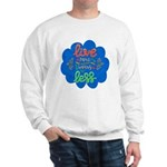 Cecil County Dragway Pit Pass Sweatshirt
