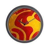 """dancers"" Wall Clock"
