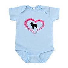 Love My Saint Infant Bodysuit