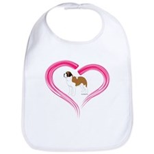 Love My Saint Bib