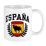 Espana Coffee Mug