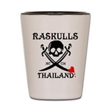 Raskulls Shot Glass