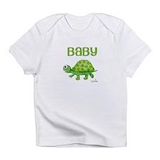 Baby Turtle Custom Infant T-Shirt
