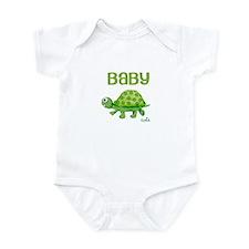 Baby Turtle Custom Onesie