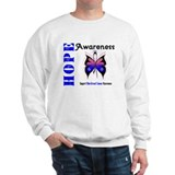 Male Breast Cancer Hope Sweatshirt
