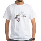 Sweet Joeys Stork On Front Shirt