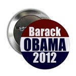 Barack Obama 2012 Campaign Button
