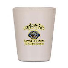 Long Beach Airport Shot Glass