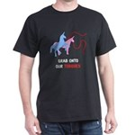 Tongues Dark T-Shirt