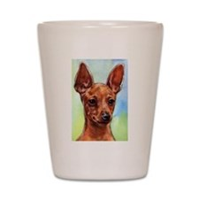 MinPin Shot Glass