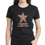 Starfish Women's Dark T-Shirt