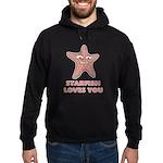 Starfish Hoodie (dark)
