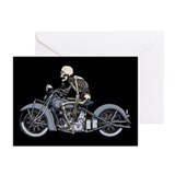 Mr. Muerte De La Paz Greeting Cards (Pk of 10)