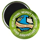 "Earth Day 2.25"" Magnet (100 pack)"