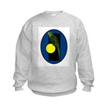 Parakeets and Budgies Bird Sweatshirt