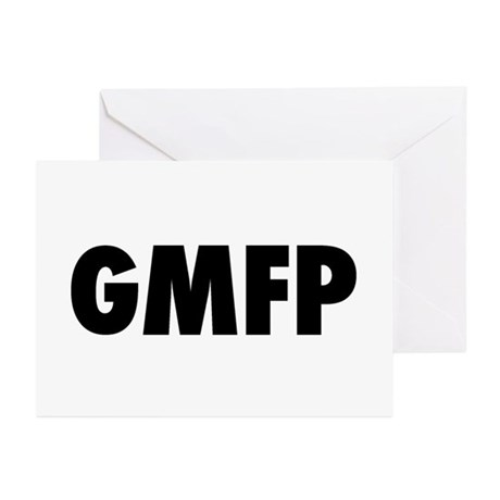 GMFP Greeting Cards (Pk of 10)