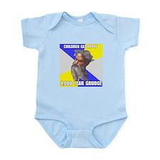 Troll God Infant Bodysuit