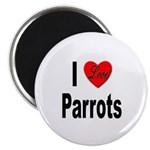 I Love Parrots 2.25