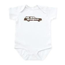 Wagon Infant Bodysuit
