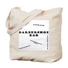 Tote Bag - Barbershop