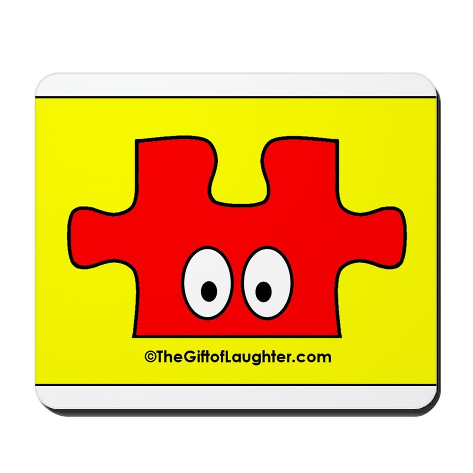 Red Puzzle Piece  support,autism,awareness,special ed,puzzle piece,
