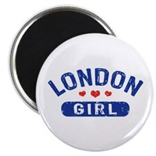 London Girl Magnet
