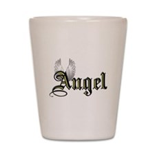 Angel Shot Glass