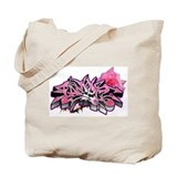 Unique Sexy flower girl Tote Bag