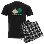 Garlic & Gaelic Men's Dark Pajamas