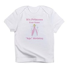 Princess Personalized Birthda Infant T-Shirt