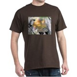 Bearded Dragon 004 Black T-Shirt