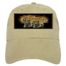 Tiger Love Baseball Cap