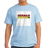 GERMAN PRIDE Ash Grey T-Shirt