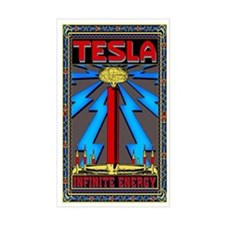 TESLA COIL Decal