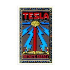 TESLA COIL Stickers