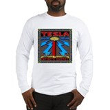 TESLA COIL Long Sleeve T-Shirt