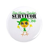 "Bone Marrow Transplant 3.5"" Button"