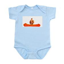 Homeland Security 1 Infant Creeper