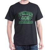 Steamboat Since 1884 Green T-Shirt