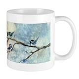 Coffee Mug Chickadee Breakfast Club