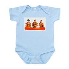 Homeland Security 2 Infant Creeper