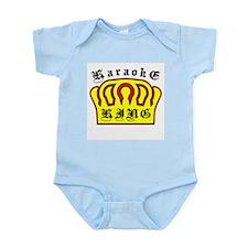 Karaoke King Infant Creeper