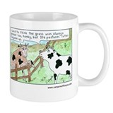 4 Romantic Grass is Greener Mug