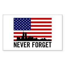 Never Forget Decal